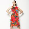 Tribal Hybrid Bohemian Organic Expressive (Dress)