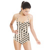 Geometric Texture (Swimsuit)