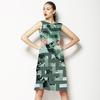 Tropical Geo Weave (Dress)