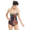 African Batik Patch (Swimsuit)