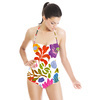 SS 2017 Painted Florals Bohemian (Swimsuit)
