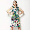 Ocean Floral (Dress)