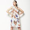 Watercolor Espadrilles Print (Dress)