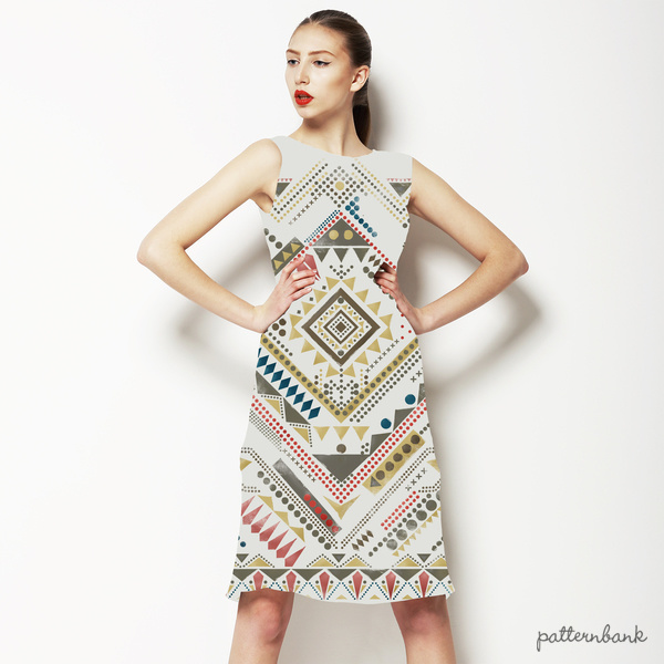 Tribal Geometric, Ethnic Style
