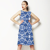 Blue Flowers (Dress)