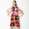 Happy in Bloom Mirror Repeat (Dress)