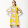 Yellow Geo (Dress)