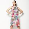 Watercolour Floral (Dress)