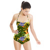 Winter Tropical (Swimsuit)