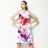 Blurred Watercolor Bloom (Dress)