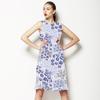 Gestual Flowers (Dress)