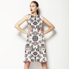 Tribal Pattern in Black (Dress)