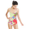Pop Psychedelic Vivid Freeflow Floral (Swimsuit)