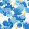 Watercolor Drawn Florals (Original)