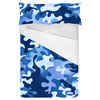 Camouflage Blue (Bed)