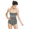Ethnic Embellished Patterns (Swimsuit)