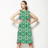 Flora29A Forties Floral (Dress)