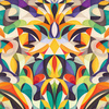 Abstract Colorful Pattern (Original)