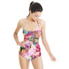 M102 Tropical Floral Fantasy (Swimsuit)