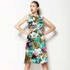 Exotic Flower 1014 (Dress)