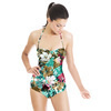 Exotic Flower 1014 (Swimsuit)