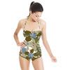 Blue Tropics (Swimsuit)