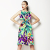 Hand Drawn Tropical Forest (Dress)