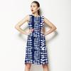 Indigo Tie Dye (Dress)
