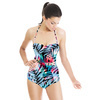 Geo Leaf Tropical (Swimsuit)