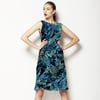 Tropical Floral Pattern (Dress)
