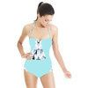Geo Polar Bears (Swimsuit)