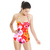 Red Floral (Swimsuit)