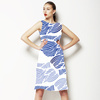 Nine Twist - Indigo (Dress)