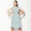 Fields & Flowers Pattern Mix (Dress)