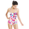 Paint Splatter Watercolour Ink Repeat Print (Swimsuit)