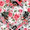 Rose Line Grunge (Original)