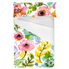 Vector Floral Scattered Flowers Bohemian (Bed)