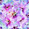 Pastel Flowers Composition (Original)