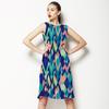 Colorful Diamonds (Dress)