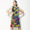 Hot Floral (Dress)