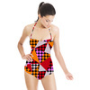 X15-P-0001 - Triangle Mix (Swimsuit)