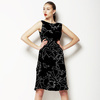 Silhouette Floral (Dress)