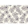 Hand Drawn Hibiscus Floral (Original)