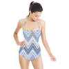 Ornate Chevron Zig Zag (Swimsuit)