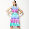 Distorted Stripe (Dress)