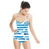Wavy1 (Swimsuit)