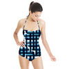Checked2 (Swimsuit)