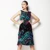 Dark Animal Wave (Dress)