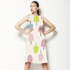 Vintage Scribble Popsicle Ice Cream (Dress)