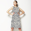 Scribble Cheetah/leopard Spots (Dress)
